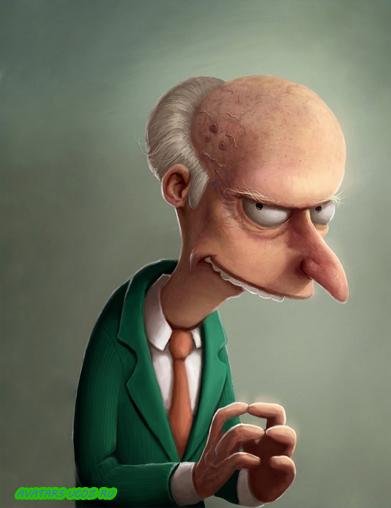 аватарки симпсоны: